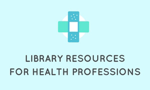 library resources for heath professions