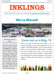 Cover: We've Moved!