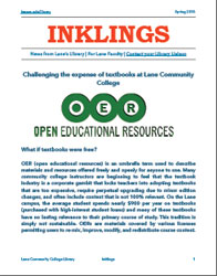 Cover: Open Educational Resources