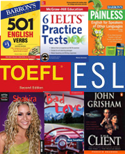 esl book covers