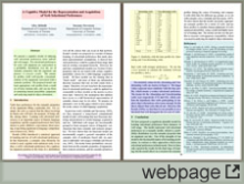 Go to website: Anatomy of a Scholarly Article